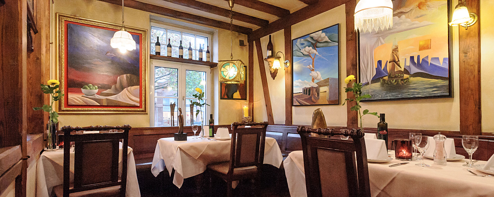 Italienische Küche Restaurant | Ristorante Botticelli Hannover Original Italienische Kuche